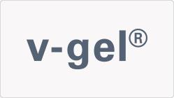 Logotipo v-gel