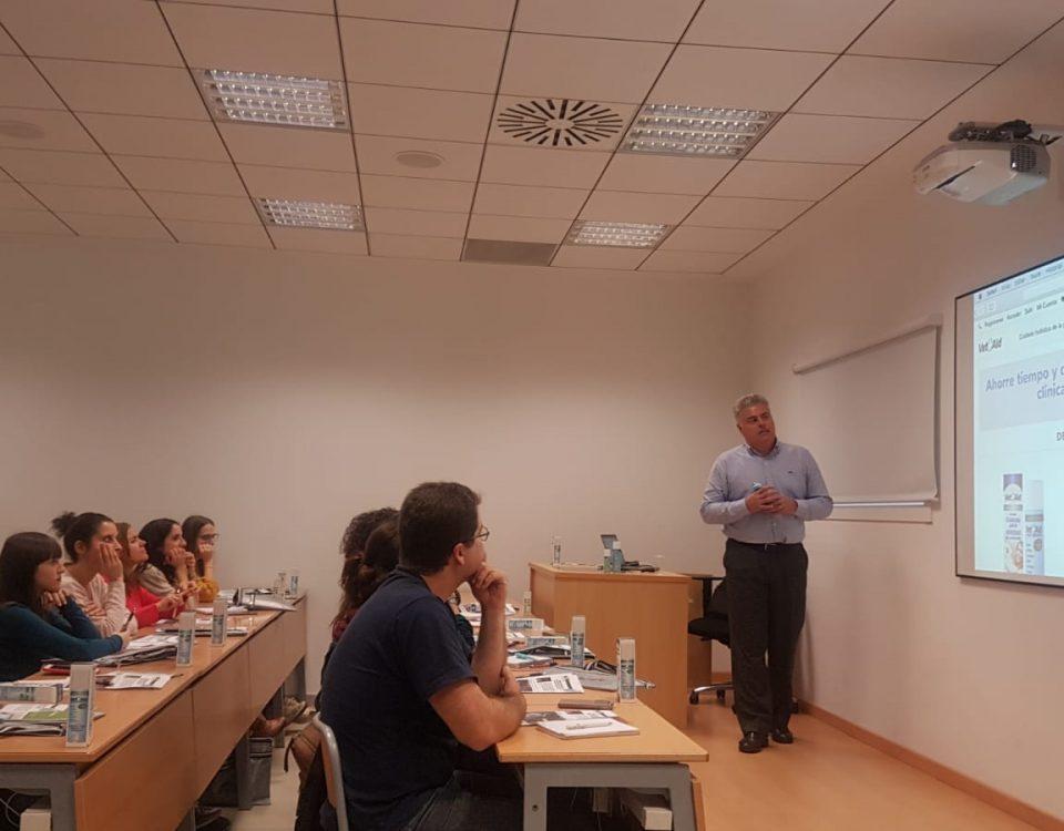 Jordi Gimeno jornada de urgencias oftalmológicas