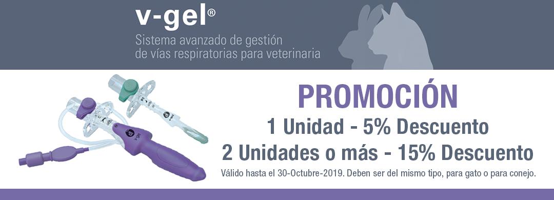 Promoción v-gel
